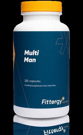 Multi man 120 capsules