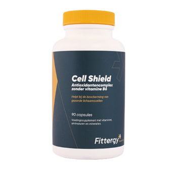 Cell Shield - zonder B6 -90 capsules