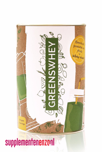 GreensWhey 325 gram