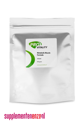 Metabolic muscle formula vrouw-150 gram