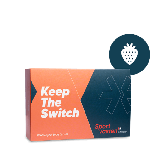 Keep The Switch Minikuur Aardbei